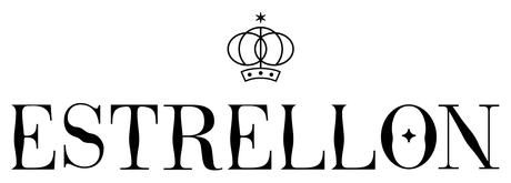 Estrellon logo with crown icon