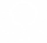 Ovation 309 logo in white