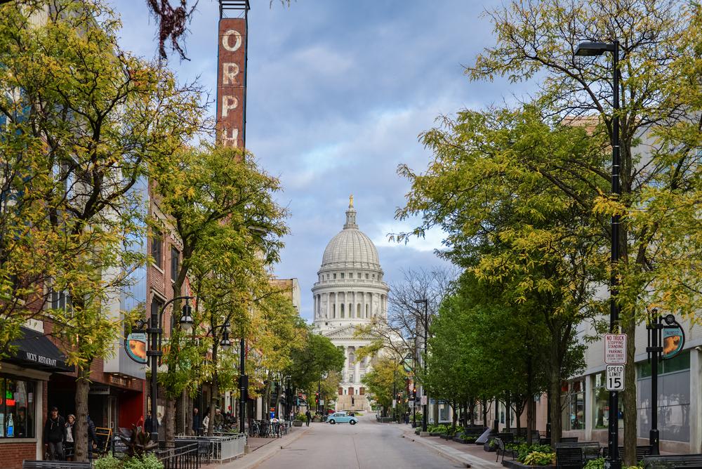 Madison Capital Building