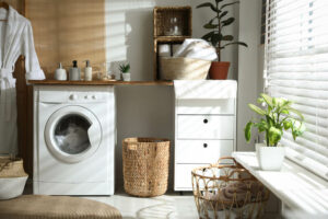 make most of laundry space